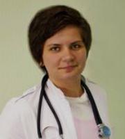 Зотова Олеся Владимировна